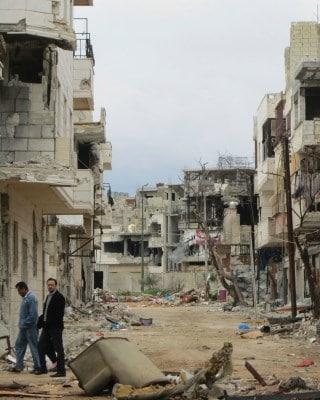 Syria war 1