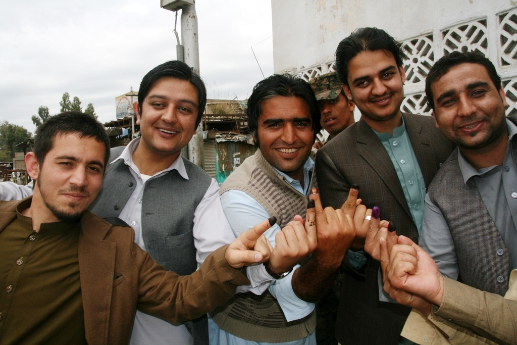 giovani elettori, Jalalabad