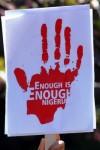 Boko haram protest