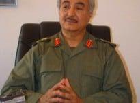 General_Haftar libya