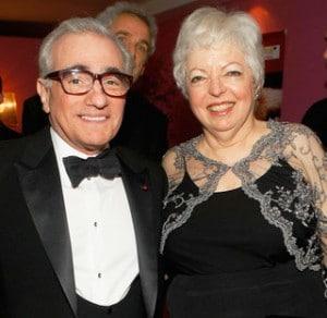 Martin Scorsese e Thelma Schoonmaker