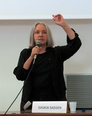Salone editoria sociale 3 Saskia Sassen
