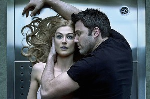 "Ben Affleck e Rosamund Pike in ""L'amore bugiardo - Gone Girl"""