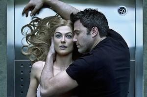"Ben Affleck e Rosamund Pike in ""L'amore bugiardo - Gone Girl"""