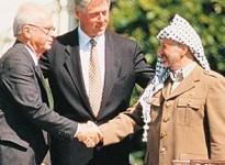 oslo rabin arafat