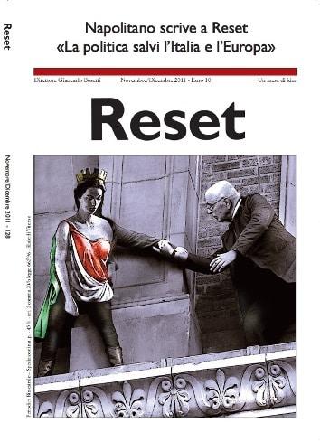 Copertina Reset 128 Napolitano