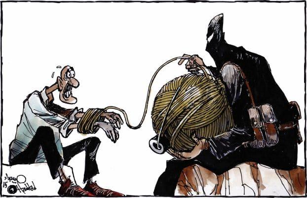 Habib Haddad Charlie Hebdo 3