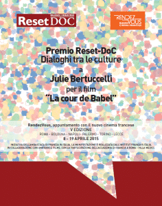 Premio Resetdoc Bertuccelli