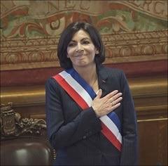 France-Mayor-Anne-Hidalgo