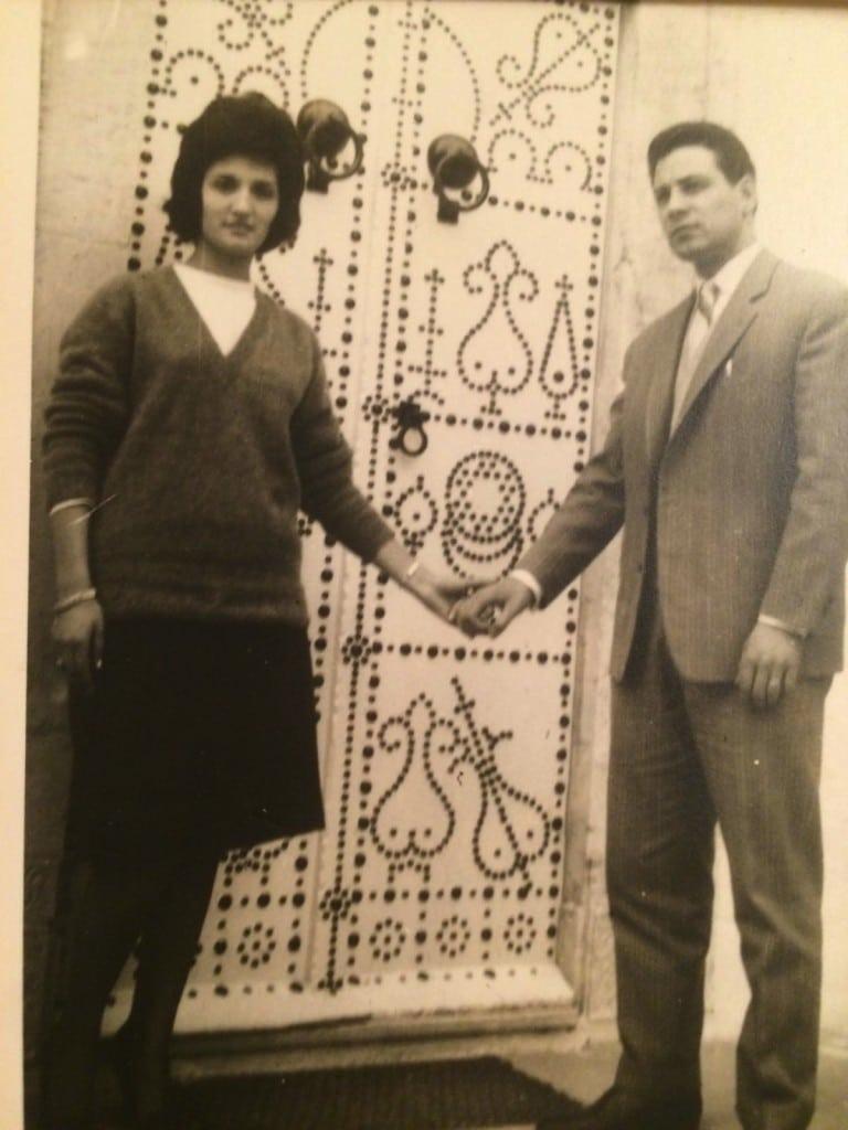 coppia di italiani in Tunisia anni 60 (002)