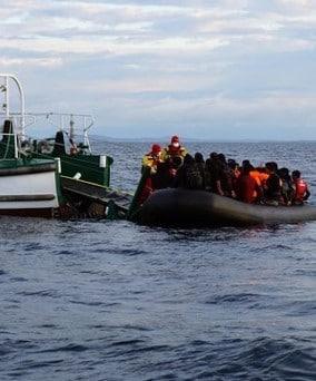 rifugiati mare